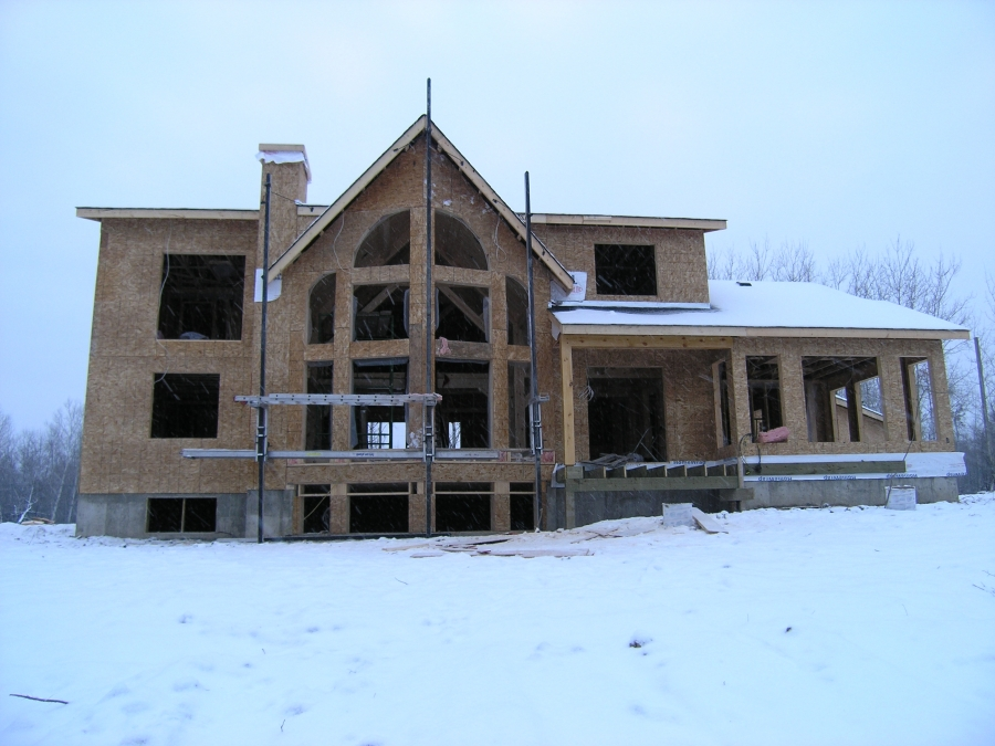 Construction process pine creek homes Home building process