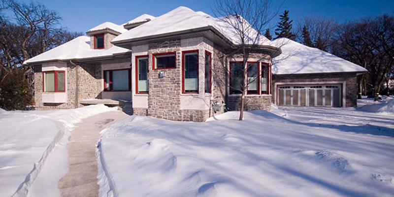Is it Safe To Build A Home In The Winter?