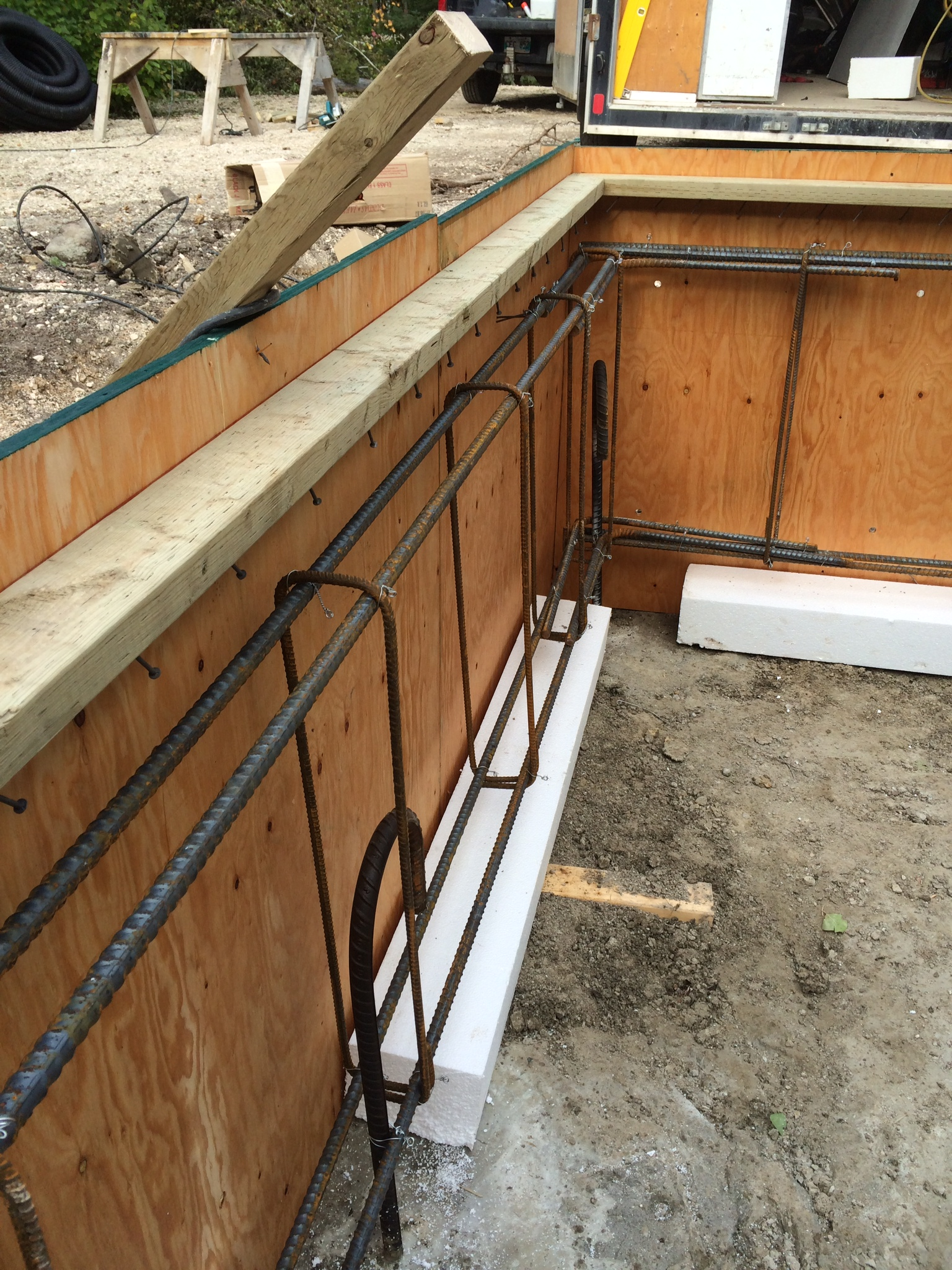 Ensuring your home has the right foundation in manitoba for Wood piling foundation cost