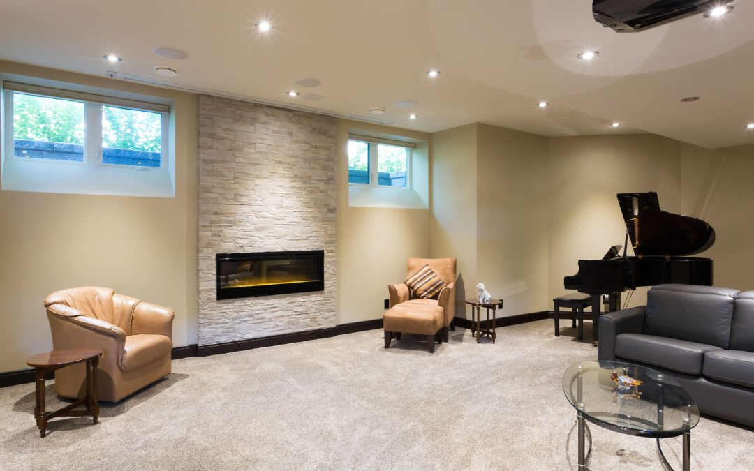 Creating Your Dream Basement