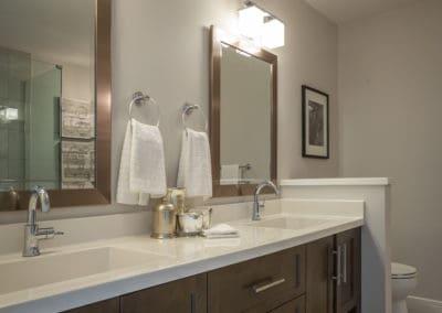 Bathroomsink view