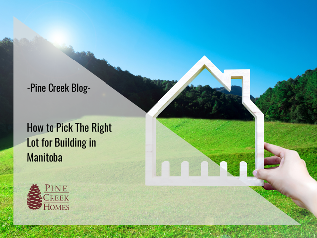 how to pick the right building lot